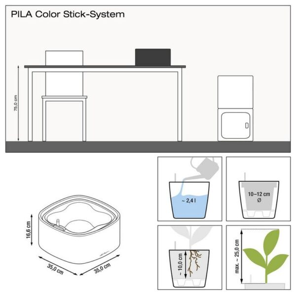 PILA_Color Stick_sandbraun
